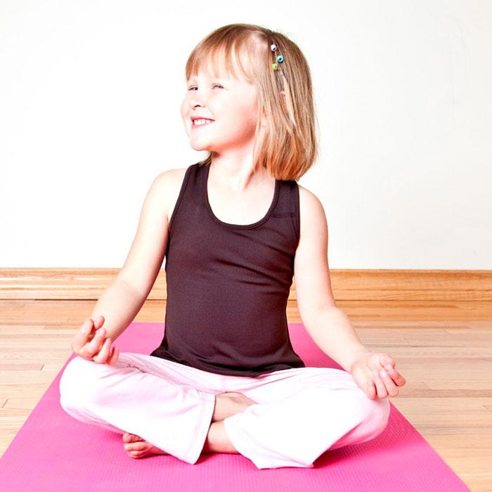 ДИАЛОГ Детская йога
